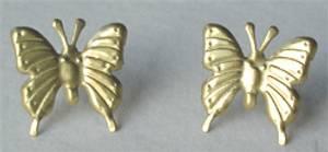 Bilde av Brads, sommerfugler, antikk