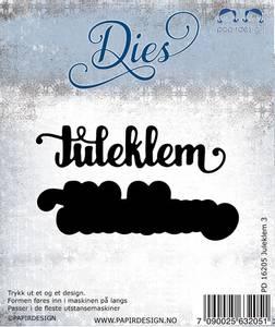 Bilde av Papirdesign -Juleklem