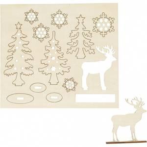 Bilde av Samle-selv trefigurer, skog